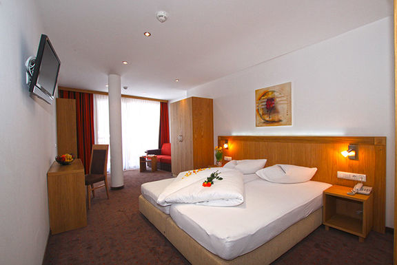 Double rooms Hotel Garni Panorama